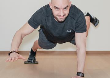 Rencontre avec José Mendes : personal training